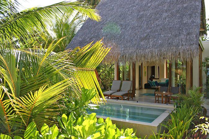 Отель CONRAD MALDIVES RANGALI ISLAND 5* LUXE отдых на Мальдивских островах САНТУР