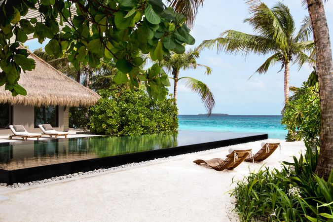 Cheval Blanc Randheli 5*  Мальдивы