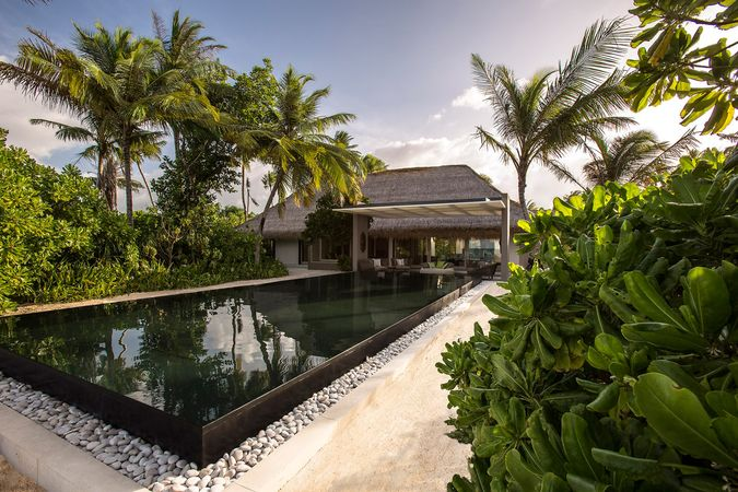 Фото отеля CHEVAL BLANC RANDHELI 5* - отдых на Мальдивских островах