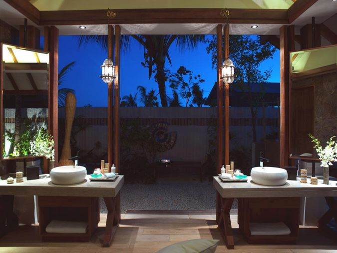 Отель JUMEIRAH VITTAVELI 5* - отдых на Мальдивских островах от туроператора САНТУР
