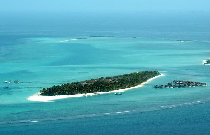 KANUHURA HOTEL MALDIVES 5* LUXE - отдых на Мальдивских островах от САН-ТУР