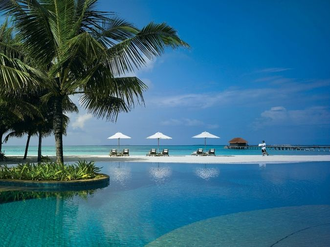 Отель KANUHURA, MALDIVES 5* LUXE - отдых на Мальдивских островах САН-ТУР