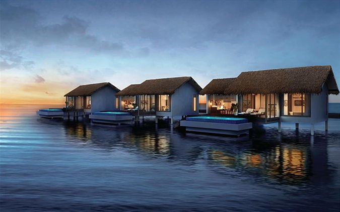 The Residence Maldives 5* отдых на Мальдивских островах