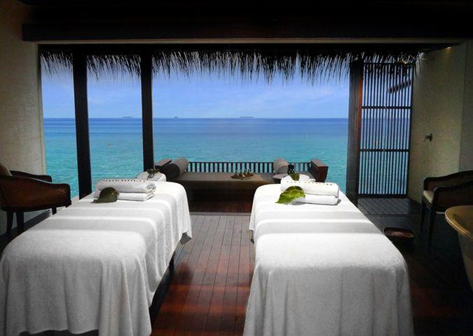 The Residence Maldives 5* отдых на Мальдивских островах