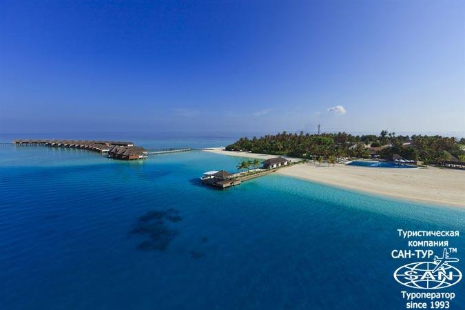 Velassaru Maldives - роскошь без компромиссов