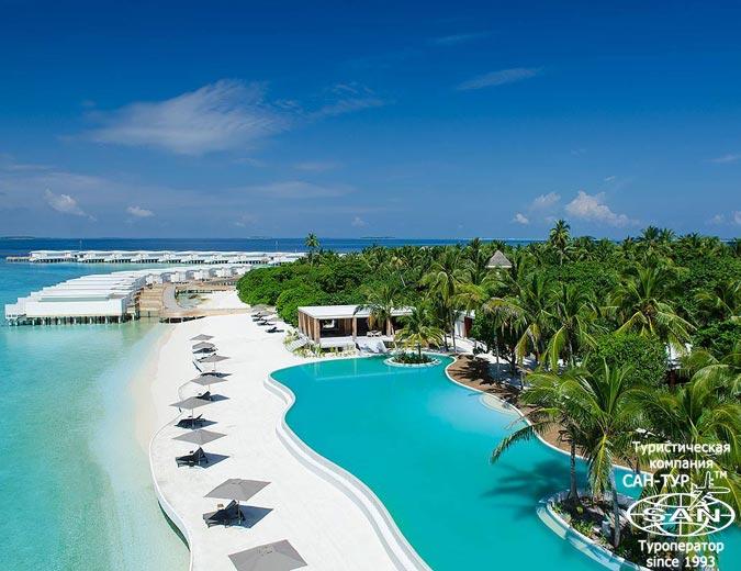 Фото отеля Amilla Fushi 5* Мальдвиские острова