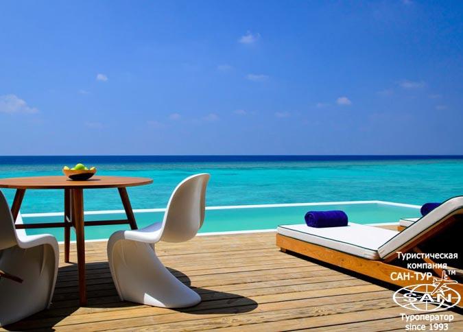 Фото отеля Amilla Fushi 5* Мальдивские острова