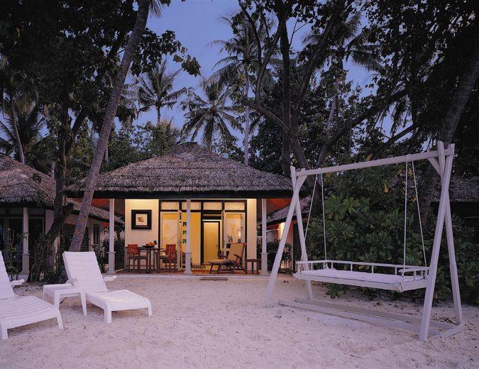 ANGSANA RESORT and SPA MALDIVES, IHURU 5* LUXE