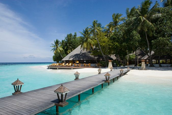 ANGSANA RESORT and; SPA MALDIVES, IHURU 5* LUXE