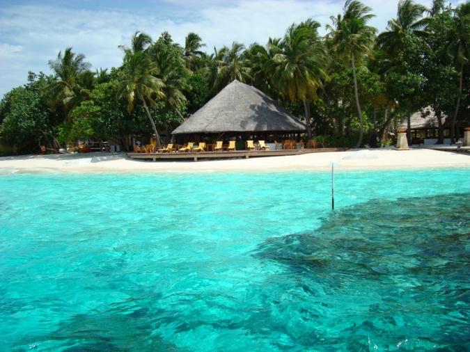 ANGSANA RESORT and SPA MALDIVES, IHURU 5* LUXE