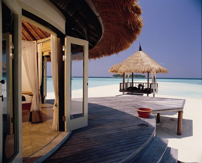 Banyan Tree Vabbinfaru - откройте для себя разнообразную морскую жизнь Мальдив