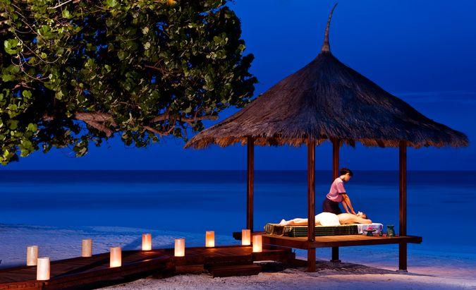 BANYAN TREE MALDIVES VABBINFARU 5* LUXE - САН-ТУР