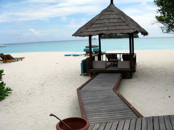 BANYAN TREE MALDIVES VABBINFARU 5* LUXE