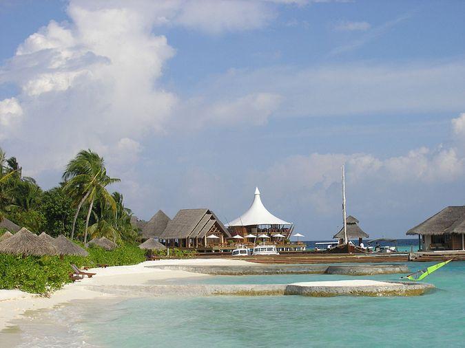Отель BAROS MALDIVES 5* LUXE - Мальдивские острова отели - САН-ТУР