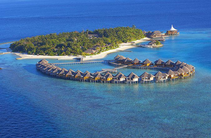 Отель BAROS MALDIVES 5* LUXE - Мальдивские острова отели