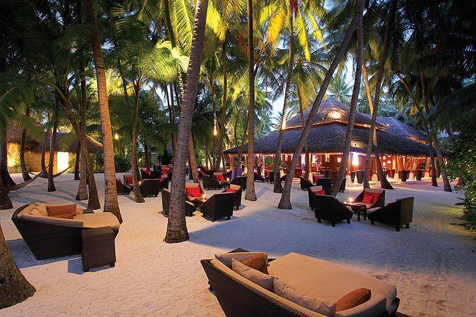 Отель BAROS MALDIVES 5* LUXE отдых на Мальдивских островах САН-ТУР