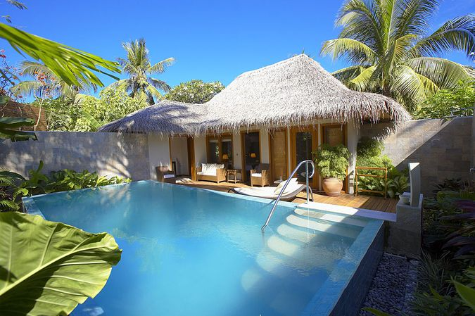Отель BAROS MALDIVES 5* LUXE отдых на Мальдивских островах САНТУР