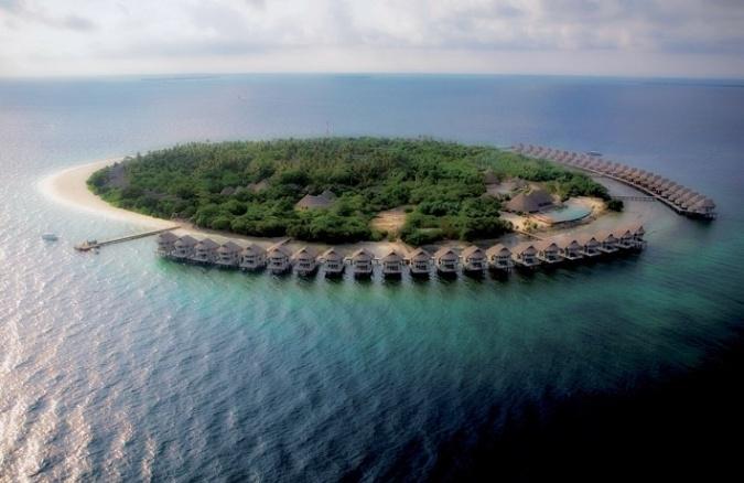 J RESORT ALIDHOO HOTEL 5* отдых на Мальдивских островах от САН-ТУР