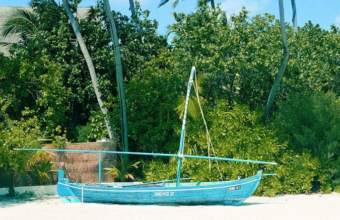 Отель COCOA ISLAND 5*  - отдых на Мальдивских островах САН-ТУР