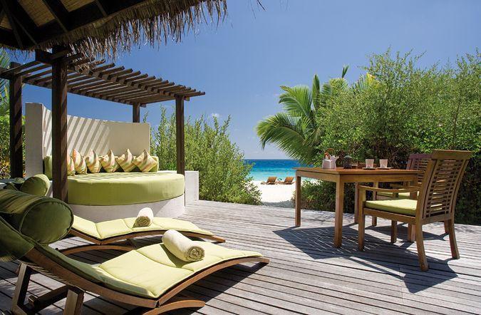 Отель COCO PALM BODU HITHI MALDIVES 5*LUXE - туры на Мальдивские острова - САНТУР