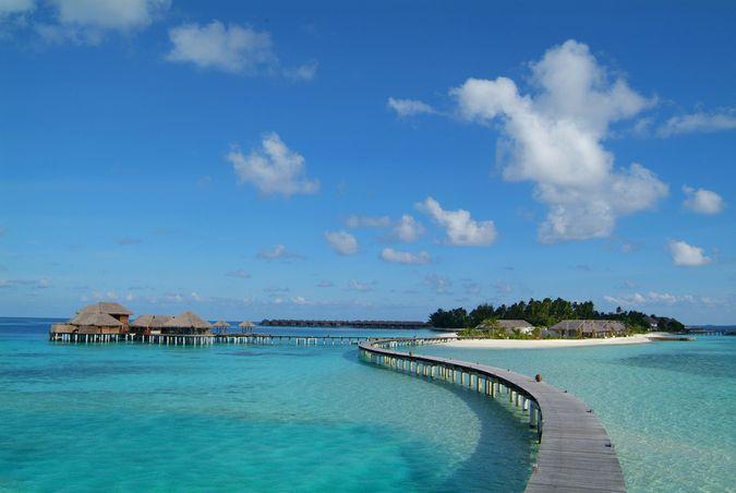 Фото отеля COCO PALM BODU HITHI MALDIVES HOTEL 5* LUXE