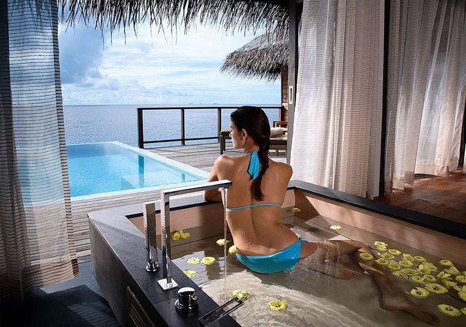 Отель COCO PALM BODU HITHI MALDIVES 5*LUXE - туры на Мальдивские острова - САНТУР ТУРОПЕРАТОР