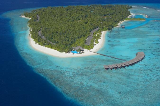 Filitheyo Island Resort - рай для любителей поплавать с аквалангом