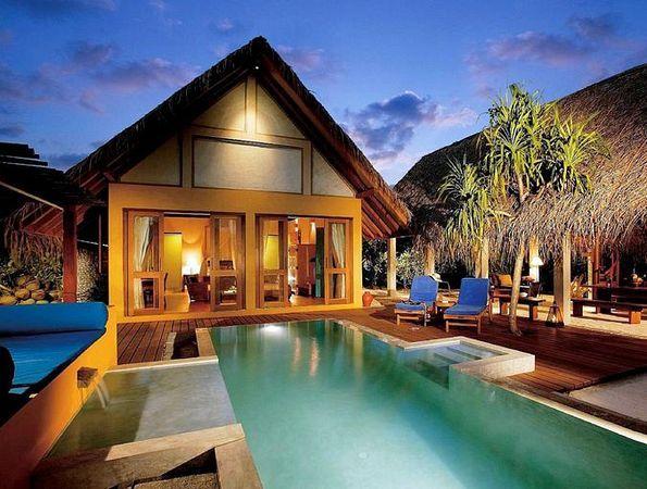 Отель FOUR SEASONS RESORT MALDIVES AT LANDAA GIRAAVARU 5* отдых на Мальдивских островах САН-ТУР Туроператор
