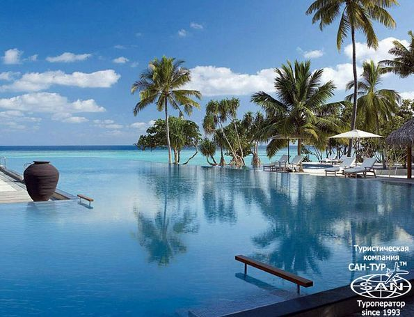 Фото отеля Four Seasons Resort Maldives at Landaa Giraavaru 5* Мальдивские острова