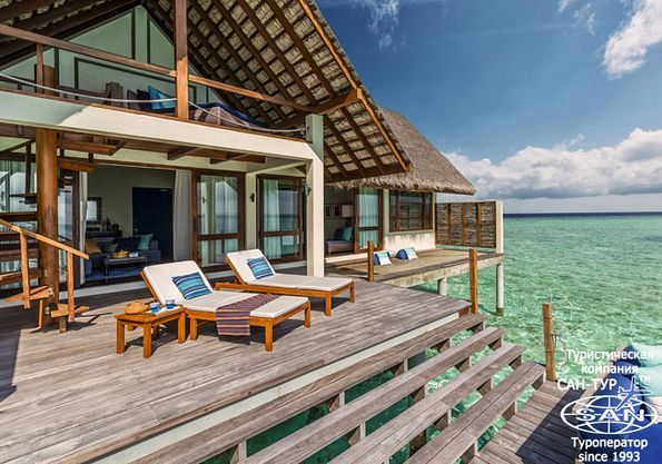 Фото отеля Four Seasons Resort Maldives at Landaa Giraavaru 5* Мальдивские острова
