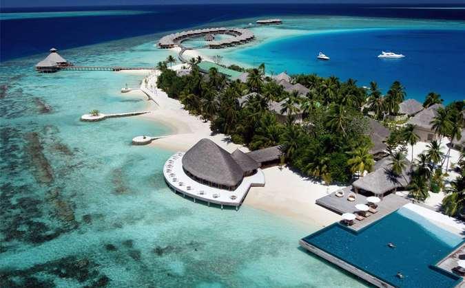 Huvafen Fushi: вилла для взрослых удовольствий на Мальдивах