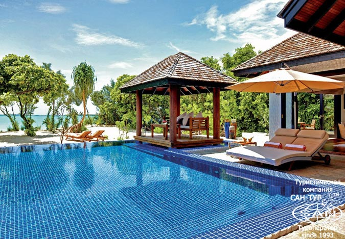 Фото отеля Hideaway Beach Resort & Spa 5*