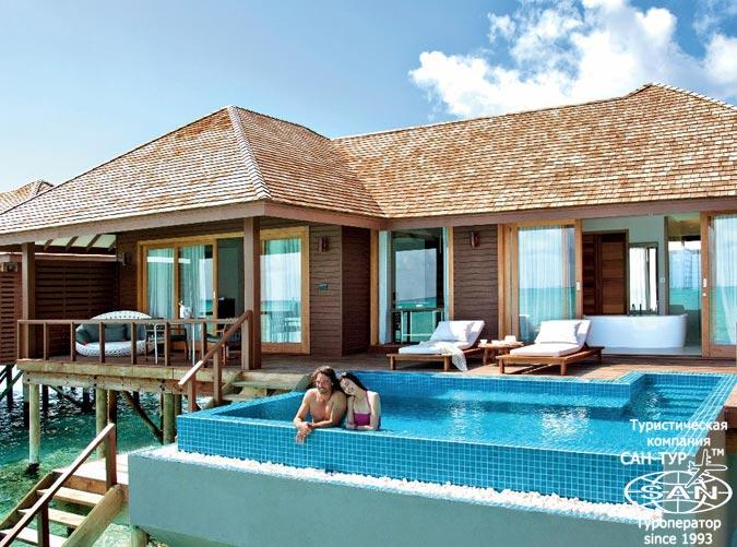 Фото отеля Hideaway Beach Resort & Spa 5*