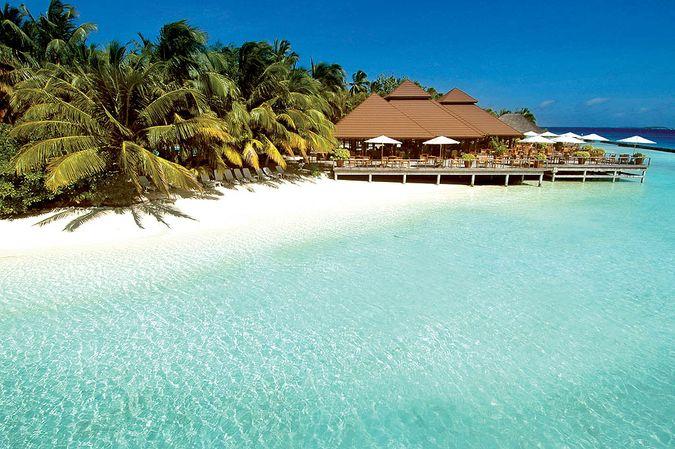 KURUMBA MALDIVES 5* - САН-ТУР