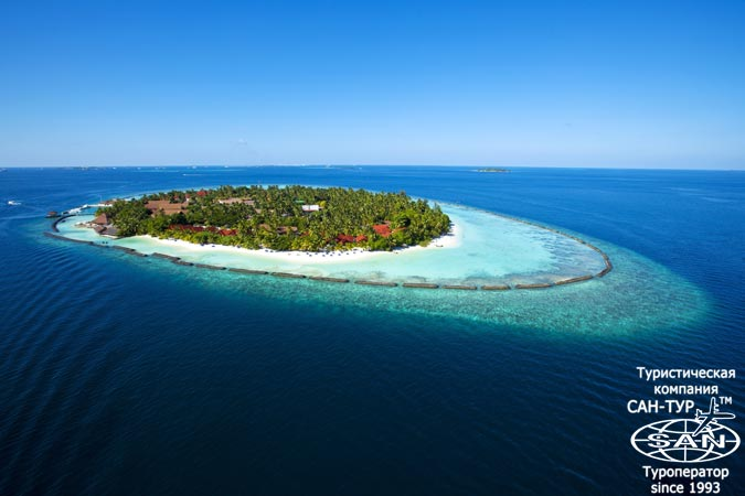 Дайвинг для детей в Kurumba Maldives Hotel