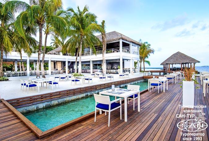 Фото отеля Kurumba Maldives 5* Мальдивские острова