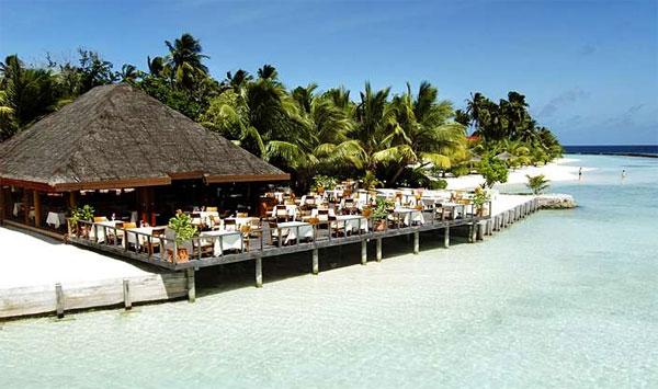 KURUMBA MALDIVES 5* - САНТУР ТУРОПЕРАТОР