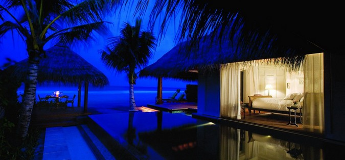 Фото отеля Naladhu Maldives 5* DeLuxeмммммм