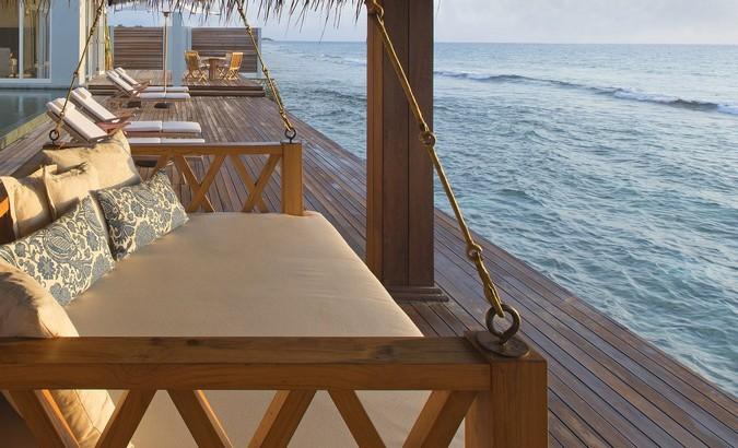 Фото отеля Naladhu Maldives 5* DeLuxe
