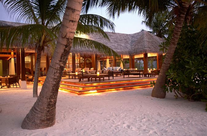 Отель NALADHU MALDIVES 5* DELUXE Отдых на Мальдивских островах, САНТУР туроператор
