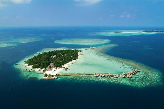 Фото отеля NIKA ISLAND RESORT MALDIVES 5*LUXE