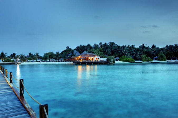 Фото отеля NIKA ISLAND RESORT MALDIVES 5*LUXE