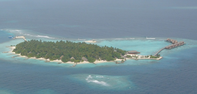 NIKA ISLAND RESORT MALDIVES 5*LUXE