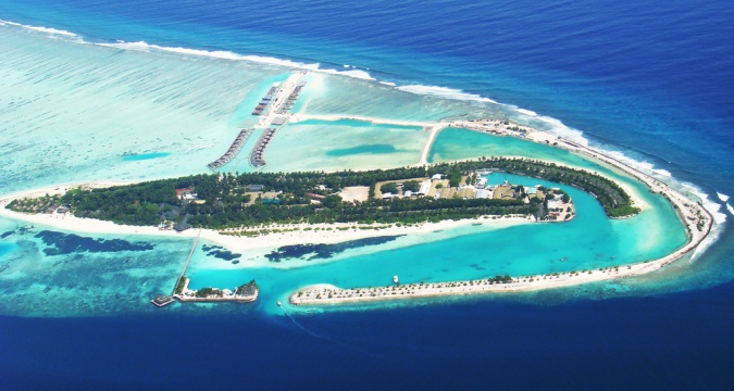 PARADISE ISLAND RESORT SPA 5*