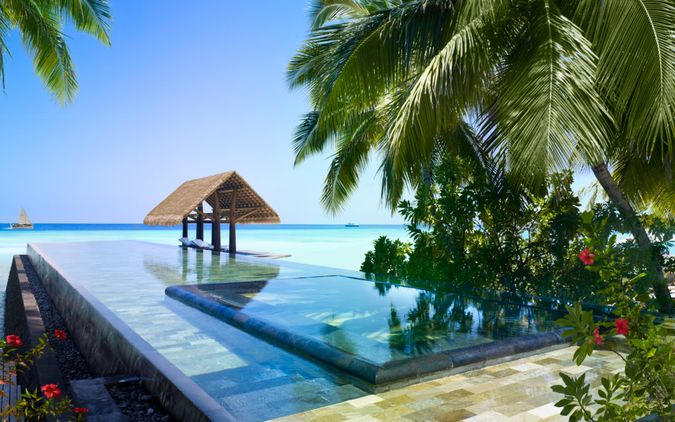 Фото отеля One and Only Reethi Rah 5* De Luxe Мальдивские острова
