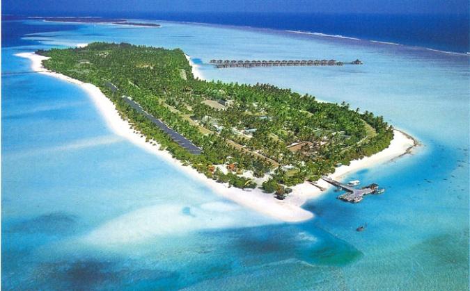 SONEVA FUSHI RESORT SPA HOTEL 5* LUX Мальдивы