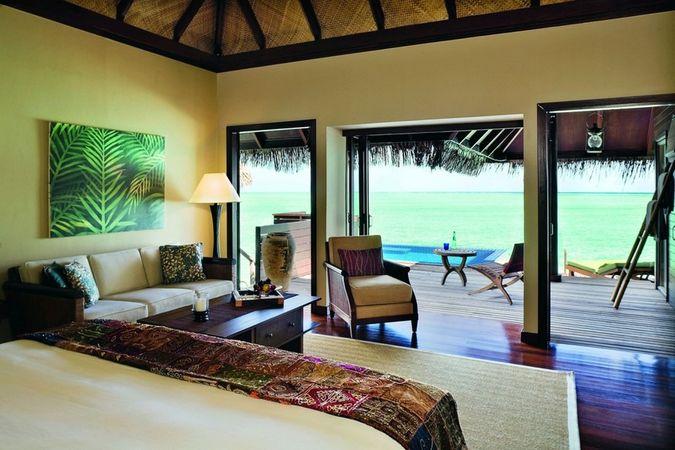 Отель TAJ EXOTICA RESORT SPA HOTEL 5* - отдых на Мальдивских островах от САН-ТУР