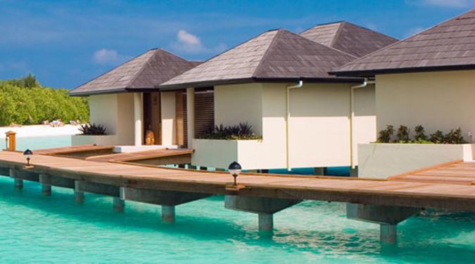 THE HAVEN 5* - Туры на Мальдивы