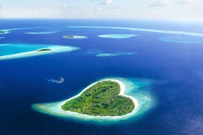 Отдых на Мальдивы