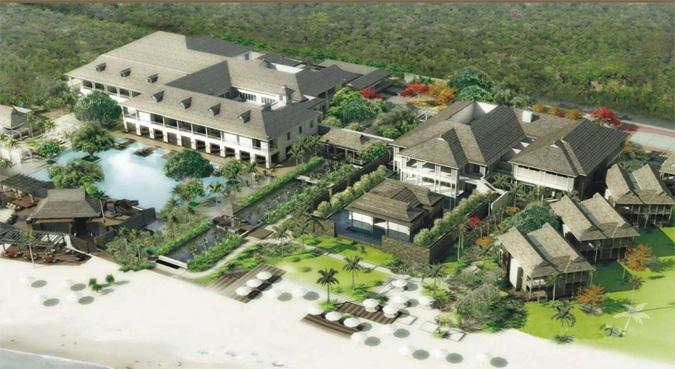 Фото отеля St. Regis Mauritius Resort 5* De Luxe - отдых на Маврикии